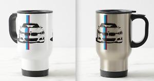 BMW M3 M5 i8 sport x5 gift travel lid mug 14oz 259219