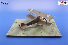 Redog 1/72 WWI Diorama Display Grass Field Base Airplane Scale Models Kits D21
