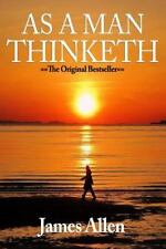 As a Man Thinketh and from Poverty to Power (Paperback) - Common by James...