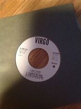 Classic teen vocal 45 J. Frank Wilson and the Cavaliers  Last kiss Promo NM