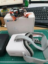Emax Tinyhawk Freestyle II FPV drone 2S with BetaFPV VR02 FPV goggles