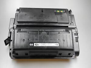 Original HP Q5942X / HP 42X / Toner Black /  TOP