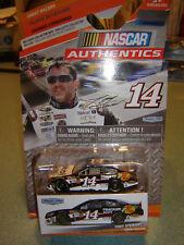 NASCAR Authentics #14 Tony Stewart Mobil 1 / Tracker Boats 2015 W/Collector Box