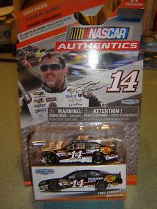 NASCAR Authentics #14 Tony Stewart RUSH Truck CTR / Mobil 1 2015 W/Collector Box