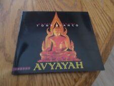 TONY BIANCO - AVYAYAH CD