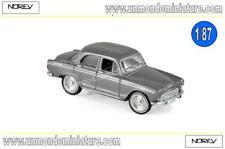 Simca Aronde Montlhéry Spéciale 1962 Grey metallic NOREV - NO 576085 - Ech 1/87