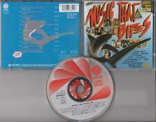 CD-SAMPLER DORO, RUSH, TNT, MYDRA  ( 1989)