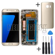 Lcd display Touch Screen Schermo +Telaio Per Samsung Galaxy S7 edge SM-G935F Oro