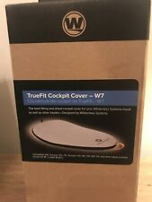 Wilderness Systems TrueFit Cockpit Cover - for Tempest, Tsunami and Other W7