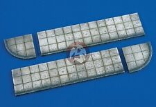 Verlinden 1/35 Tiled Sidewalk Sections (4 pieces) [Resin Diorama Accessory] 1939