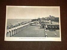 La Marina di Pescara e la Pineta di Pescara