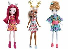 Ever After High Dragon Games Forest Pixies Set of 3: Featherly, Deerla Harelow