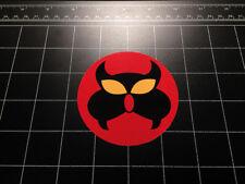 Inspector Gadget M.A.D logo vinyl decal sticker Dr Claw 1980s tv show MAD
