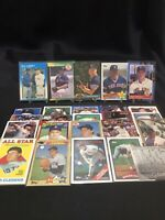 Roger Clemens 32 Card Lot Boston Red Sox
