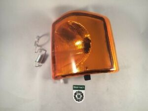 Bearmach LAND ROVER DISCOVERY 1 LEFT HAND FRONT AMBER INDICATOR LAMP AMR6511R