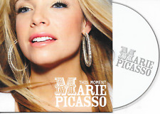 MARIE PICASSO - This moment CD SINGLE 2TR Swedish Cardsleeve 2007 Ballad