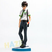 Anime Your Name Kiminonawa Tachibana Taki 1/8 PVC Action Figure No Box