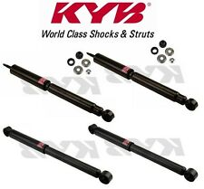 KYB 4 Shocks Dodge Ram 2500 4x4 4WD Heavy Duty 8800 GVW 94 to 02 - 344364 344373