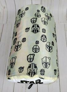 New Star Wars Mandalorian Sleeping Bag 28in x 56in camping kids