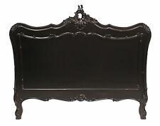 Black Headboards and Footboards