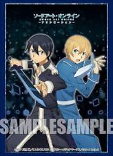 Sword Art Online SAO Kirito Eugeo Card Game Character Exclusive Sleeves Vol.316