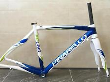 New Pinarello FP UNO Alloy +Onda Carbon road frame and fork set 700c white