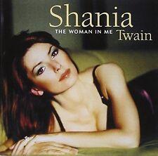 Shania Twain Woman in me (1995/2000; 16 tracks) [CD]