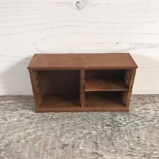 Vintage Sylvanian Families | Village Store Small Shop Display Counter Shelf (a)