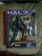 "Mattel Halo 6"" Crawler Snipe Fred-104 Build A Figure"