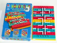 MB Games Shuttles     2 Player Maze Strategy Game   RETRO VINTAGE 1993