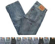 Levi's Men's 512 Blue Jeans Straight Leg Regular Denim Jean Pants