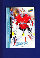 Braden Holtby 2018-19 Upper Deck UD MVP Hockey BLUE #145 (MINT) Capitals