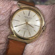 Ultra Rare Vintage ERNEST BOREL MONACO Automatic Men's watch Serviced Working