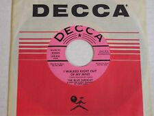 The Blue Subway-I Walked Right Out Of My Mind-1968 Bubblegum PROMO 45-NM/NOS