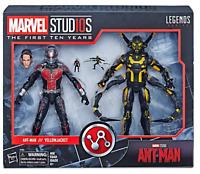 "Brand New Marvel Legends 6"" MCU Studios First Ten Years Ant-Man Yellow Jacket"