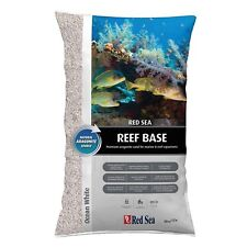 Red Sea Reef Base White 10kg Marine/Saltwater Aquarium Tank Coral Sand/Aragonite