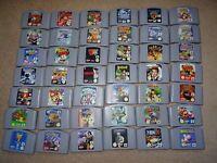 Various Nintendo 64 N64  Games Multi Listing  JOB LOT SELECTION  pal version