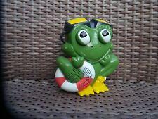 impressionen Frosch Duschradio Badradio Picknick kleines Radio Batterien