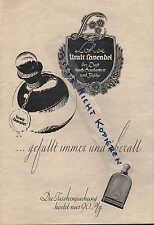 BERLIN, Werbung 1937, Gustav Lohse Lavendel-Wasser Parfum Kosmetik Duft Frische