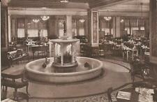 Chicago, ILLINOIS - Marshall Field & Company - Narcissus Fountain Room