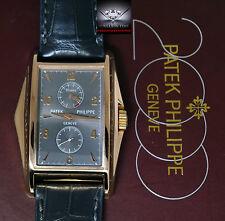 Patek Philippe Gondolo 18k Rose Gold Watch 10 Day Power Reserve Box/Paper 5100