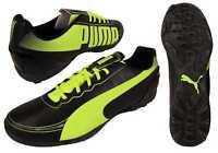 Mens Puma evoSPEED 5.2 TT Football Trainers Evo Speed Turf five a side Boots New