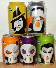 5 FANTA HALOWEEN cans from HOLLAND (33cl)