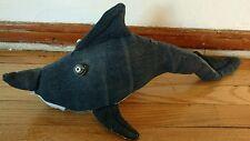 JEAN Shark Plush Stuffed Animal Cute Doll Toy Creative Stuffed Animal Scary