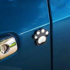 4X Universal  Car Door Edge Guard Anti-rub Protect Crash Proof Foot Print Trim
