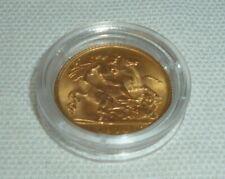 More details for george v - half gold sovereign 1914, 22 carat gold 3.99g