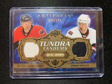 2008-09 Artifacts Tundra Tandems #TTAS Daniel Alfredsson/Jason Spezza NM 95/100