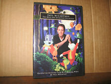 PAUL MCCARTNEY DVD THE MUSIC AND ANIMATION COLLECTION