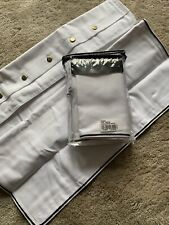 Ralph Lauren Pair Of Charleston Pillowcases, White Blue
