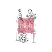 Cuddly Buddly Clear Stamps - Time for Giving CBS0008